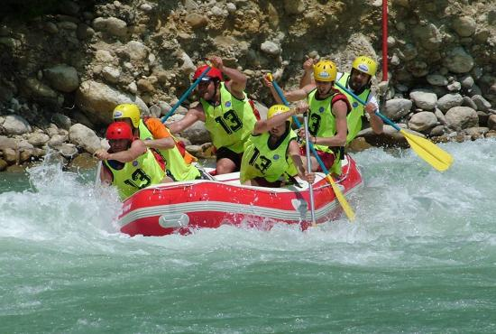 Antalya tour – Rafting (with lunch)