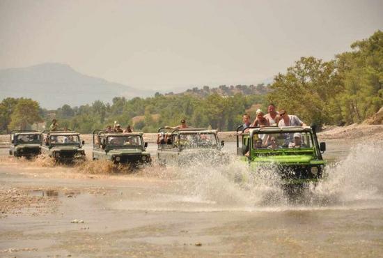 Antalya tour – Adventure Jeep Safari in Taurus