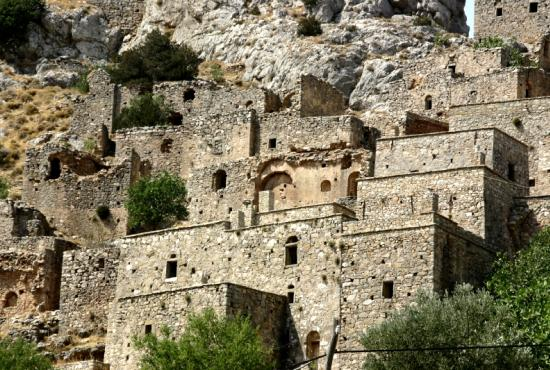 Nea Moni Monastery,Avgonima  and Medieval Anavatos