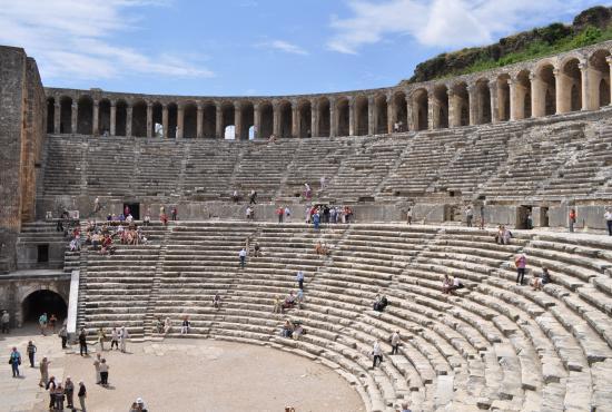 Antalya – Tour to Perge, Antalya, Aspendos