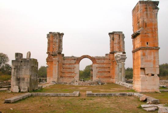 Kavala-Philippi Tour