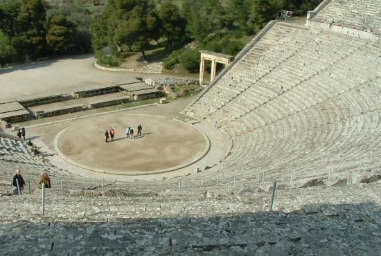 Corinth – Tour to Argolis (Epidavros – Nafplion Mycenae)