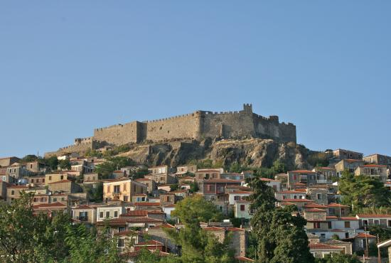 Tour to Limonos Monastery &  Molyvos Village
