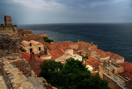 Monemvasia tour