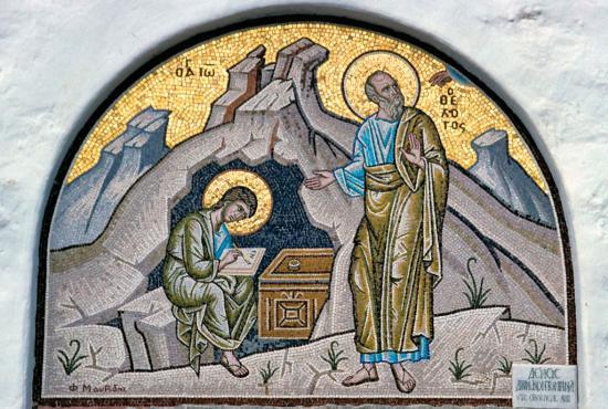 Patmos- Tour to The Monastery of  St-John & Grotto