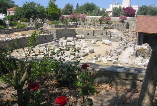 Bodrum City Tour - Castle of St. Peter - Mausoleum