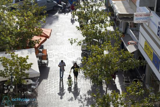 """Everyday Life, Greece"" - Walking Tour in Pyrgos City"