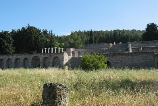 Kos-Excursion to Asklepeion & Zia & Winery & Platane of Hippokrates