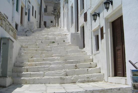 Excursion in Naxos