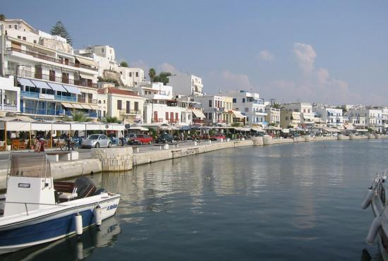 Afternoon walk in Naxos