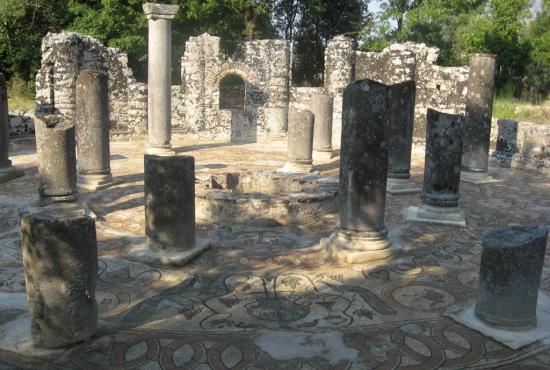 Tour Saranda Butrint