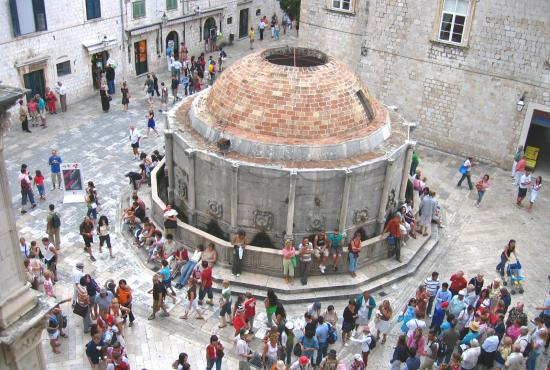 Dubrovnik Sightseeing Tour Monuments from the past