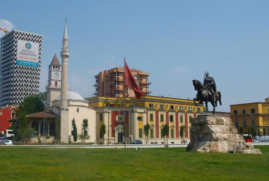 Tour to Tirana the Capital of Albania