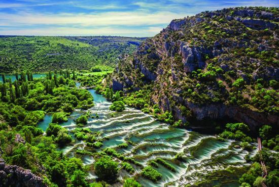 Split - River Krka Waterfalls tour
