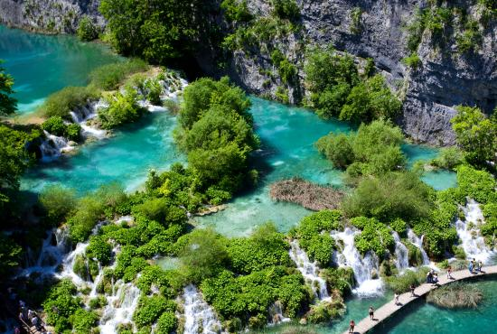 Split - Plitvice Lakes tour