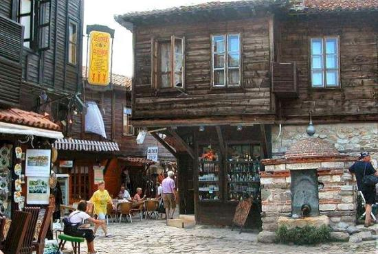 Nessebar Panorama Highlights with Folklore Performance