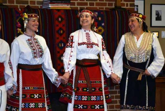 Folklore Performance