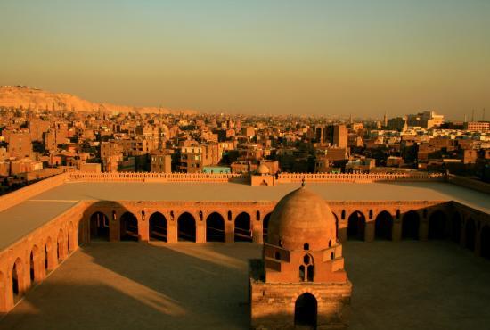 Sokhna port-Medieval Cairo