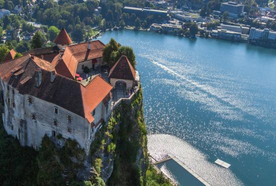 Tour from Koper port to lake Bled and Ljubljana