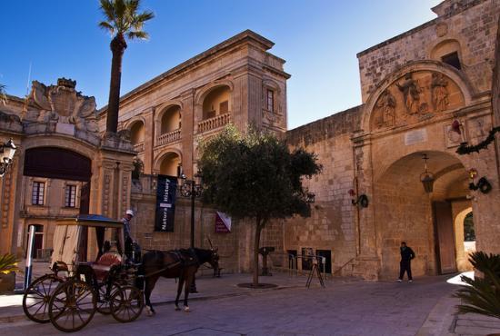 Tour to Malta's Capitals