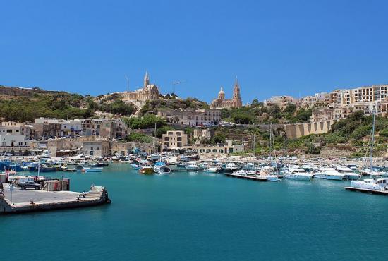 Tour to Gozo island, Malta