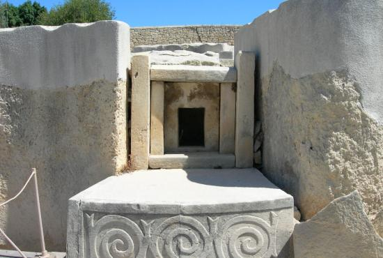 Tour to Megalithic Temples of Malta