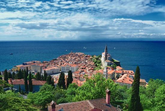 Tour to Slovenian Adriatic Coast