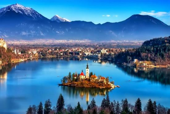 Tour From Koper Port To Lake Bled And Ljubljana Shore