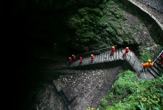 Tour to Postojna Caves and Ljubljana