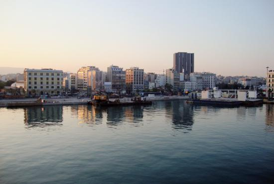 Island hopping package 5 days Athens-Syros-Mykonos-Santorini-Athens