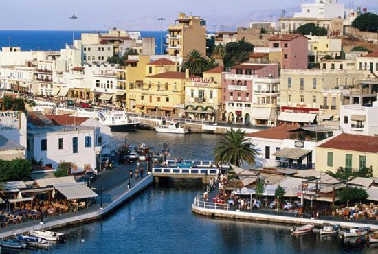 Tour Agios Nikolaos, Elounda & Spinalonga Island