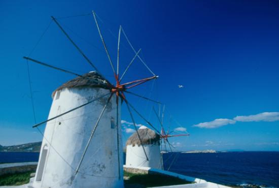 Island Hopping package 7 days Athens-Crete-Santorini-Syros-Mykonos-Athens