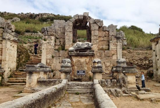 Antalya – Tour to Perge, Aspendos (with lunch)