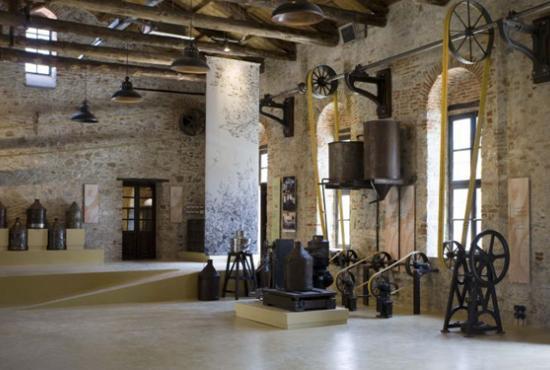 Vrana Olive Press Museum