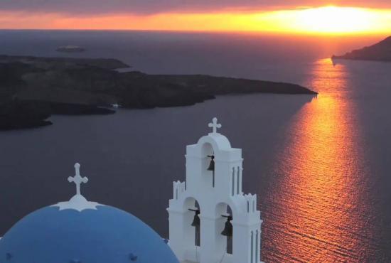 Island hopping package 7 days Athens-Santorini-Athens-Mykonos-Athens