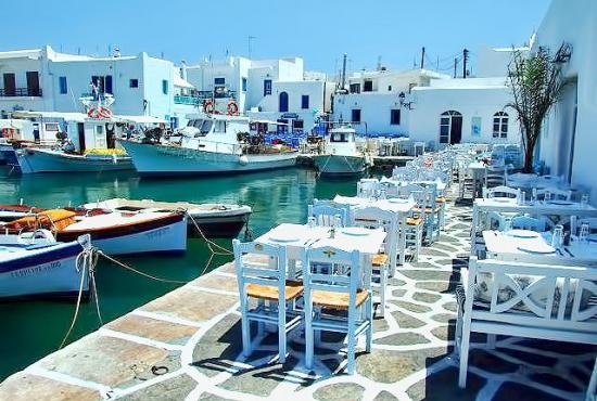 Island hopping package 3 days Athens-Paros-Amorgos-Athens