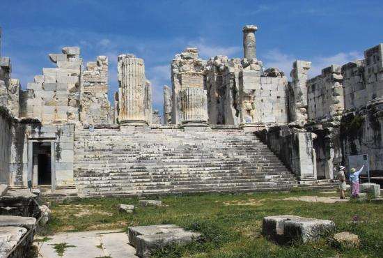 Bodrum - Tour to Euromos, Didyma and Miletos