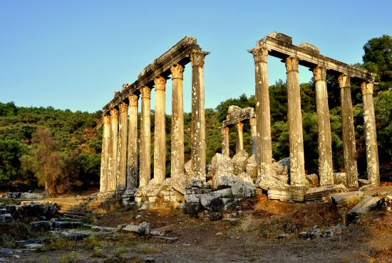 Bodrum - Tour to Euromos, Didyma and Miletos