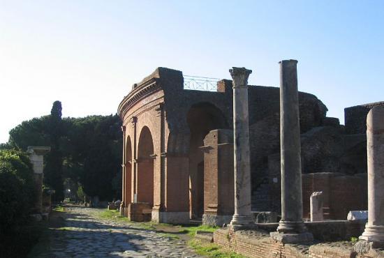 Ostia Excavations Tour