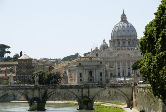 Imperial Rome Tour and Saint Peters