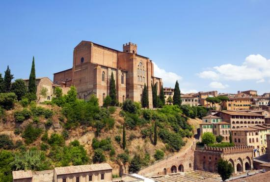 Siena, San Gimignano and Farmhouse Tour