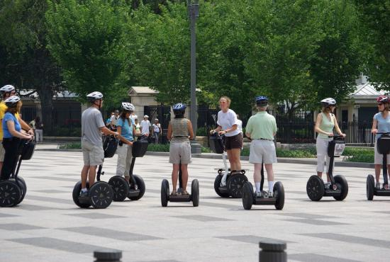 Rome Tour by Segway