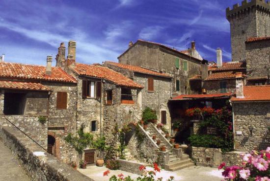 Capalbio and Tarots Garden Tour