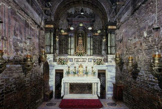 The Sanctuary of Loreto Tour