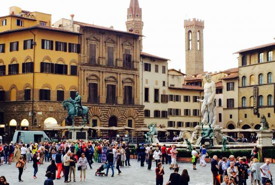 Florence and Chianti Castle Full Day Tour