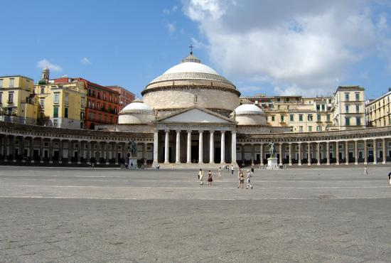 Naples City Tour