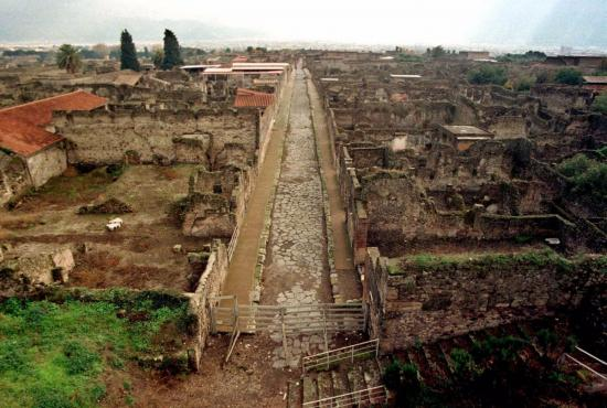 Pompei Half Day Tour