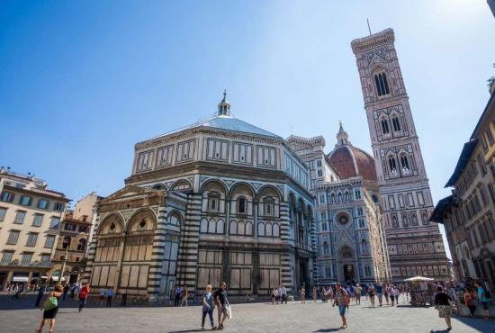 Florence and Pisa Tour