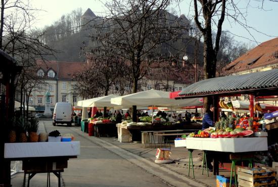 Tour to Ljubljana -  Capital of Slovenia