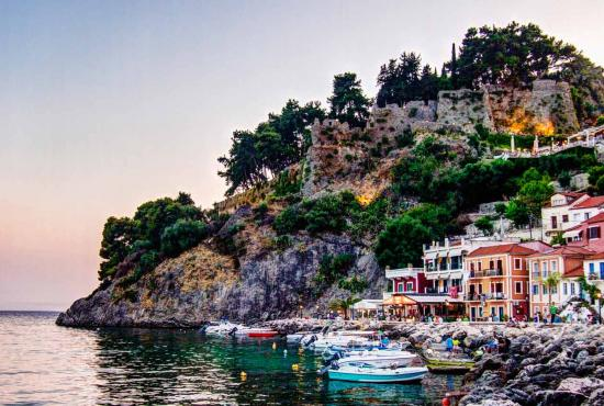 Igoumenitsa - Tour to Parga - Nekromantion